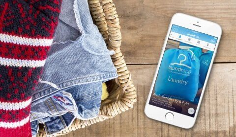 Why Mobile Apps For Laundry Business & 7 Essential Features Of A Laundry App
