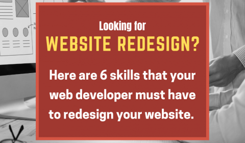 Which web developer you can trust to redesign your website