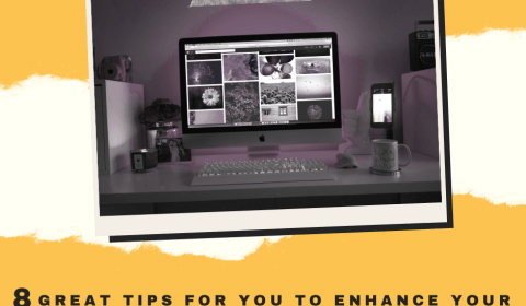 8 Great Tips To Enhance Your Website Design