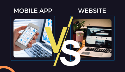 Do you need a mobile application or a website? Let's find out...
