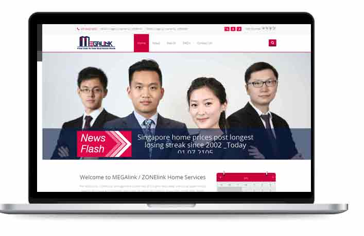 web developer Singapore